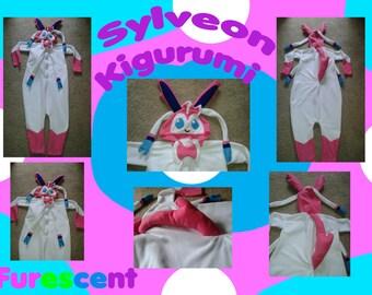 SYLVEON  Kigurumi, onesie, pajamas from Pokemon!!