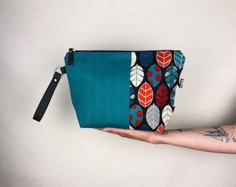Margo Beauty case Bathroom cosmetic bag travel bag waterproof inner liner Waterproof cosmetic case makeup case