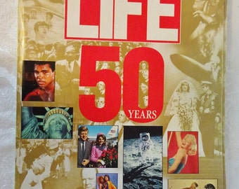 Life Magazine Fall 1986 Life 50 Years Special Anniversary Issue