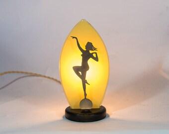 Art deco lamp - 1920's