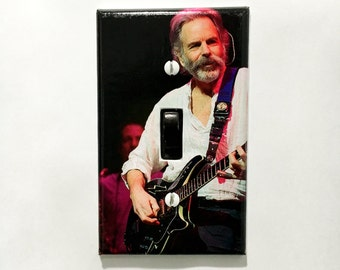 Bob Weir Grateful Dead Light Switch Plate Cover