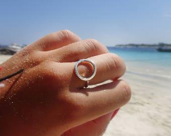 Minimal Circle Ring