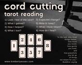 Cord Cutting 8-card Tarot...
