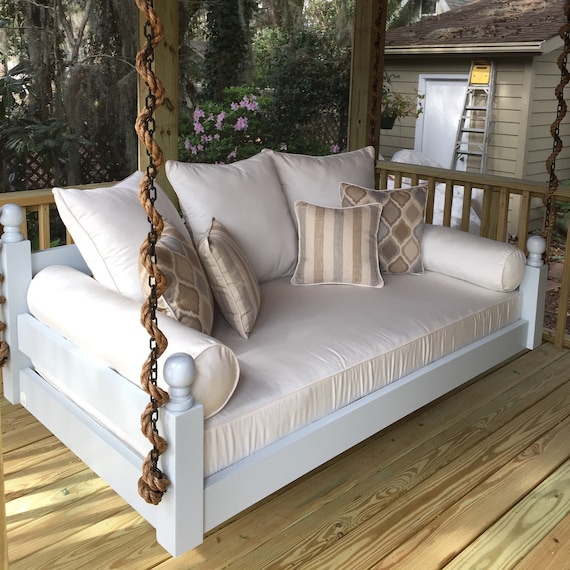 Porch Swing The West Ashley Swing Bed Free