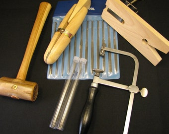 Metalsmithing starter kit