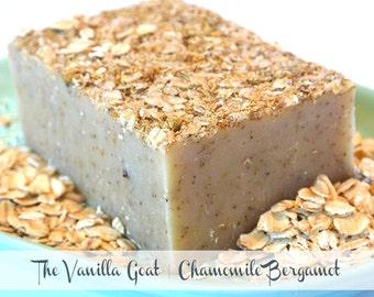 Chamomile Oatmeal Soap Bar