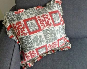 Cushion Cover 44x45cm C.1960s