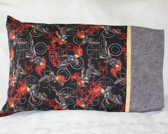 Black Widow pillowcase