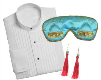 Vintage Edition Big Little Lies Costume - Breakfast at Tiffany's