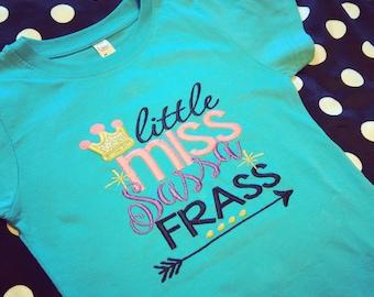 Little Miss Sassa frass