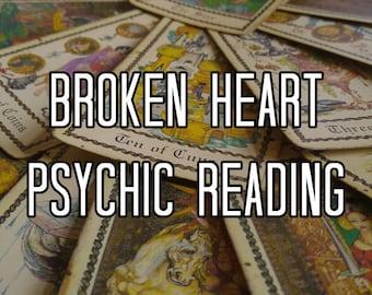 Broken Heart Psychic Reading