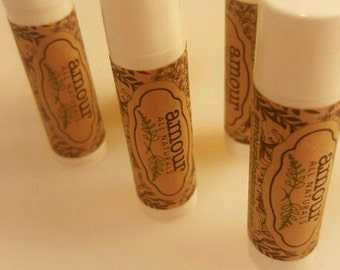 Amour All Naturals Lip Balm
