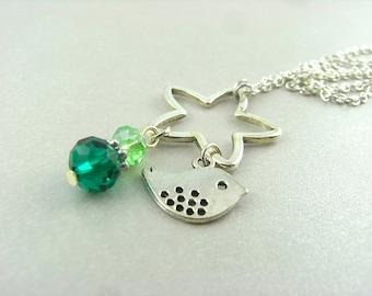 Necklace-Little Sparrow