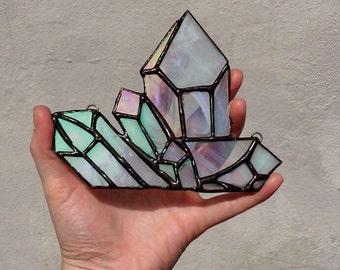 Crystal Cluster- Quartz