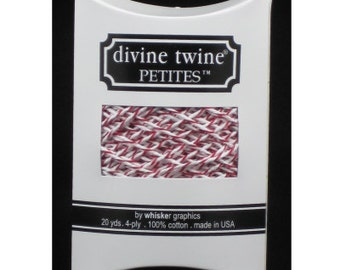 Cherry Divine Twine Petites™ from Whisker Graphics - 20 Yards