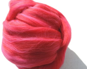 Ashland Bay Color Fusion Merino 19 Micron 4 Ounces Beautiful And Soft This Color Is Vermillion