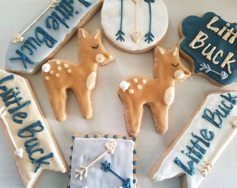 Little buck cookies (12)