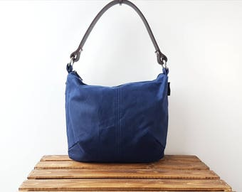 Waxed Canvas Purse
