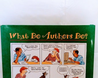 What Do Authors Do? Hardcover – Sep 9 1995  by Eileen Christelow (Author)
