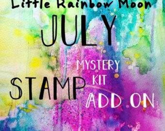 JULY mystery kit STAMP add on