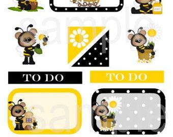 Sampler Bee Bears