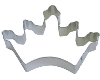 Crown Tiara 3.5'' Cookie Cutter