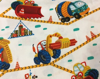 New little construction kids weighted blanket/calming/autism/anxiety/aspergers/sensory/ toddlers weighted blanket/ minky backing