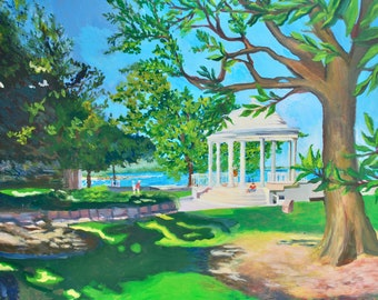 The rotunda, Balmoral beach