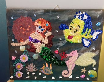 pretty picture of ariel Little Mermaid disney
