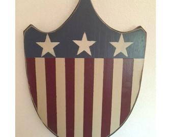 Americana Shield