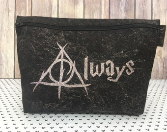Deathly Hallows Planner Pouch