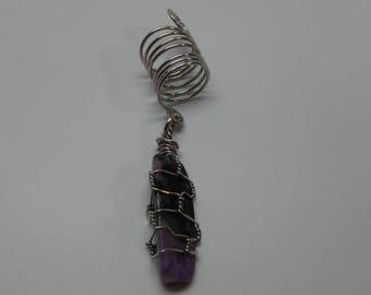 Charoite Loc Jewelry