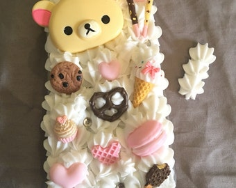 Rilakkuma sweets iPhone 7/ 8 Plus decoden case