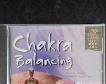 Book and CD - Chakra Balancing