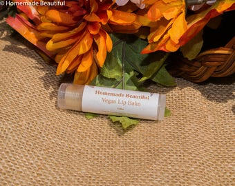 Peppermint Chapstick, Peppermint Lip Balm, Vegan Chapstick, Vegan Lip Balm, Natural Chapstick, Mothers Day Gift, Gift For Mom
