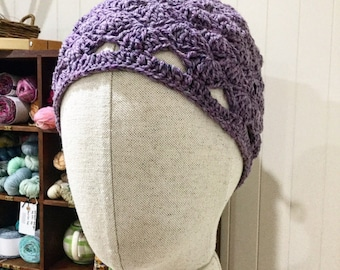 Hand Crocheted Toque