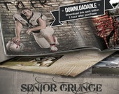 Grunge Senior Photo Book ...