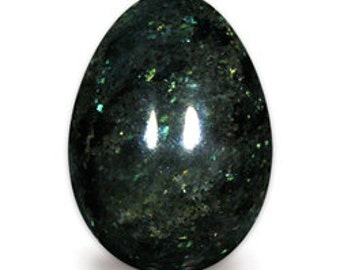 Gemstone Egg: Galaxyite 50mm size M