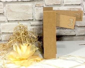 Unusual valentines gift for him, cardboard Perpetual calendar modern Desk office, Eco friendly primitive calendar, laser cut gift for dad