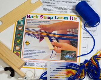 Back Strap Loom Kit