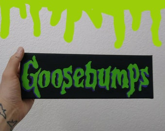 Goosebumps Wall decor