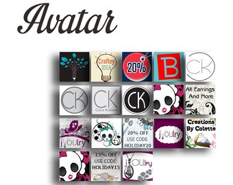 CUSTOM Avatar Design