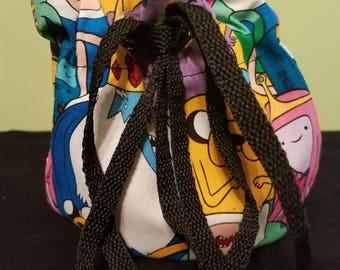 Adventure Time Dice Bag