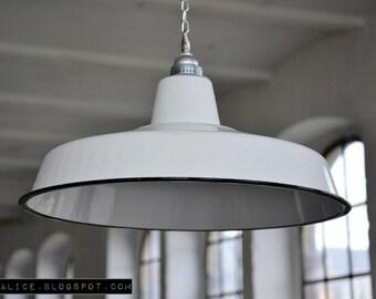 Industrial Factory Shade enamel Ceiling Lighting