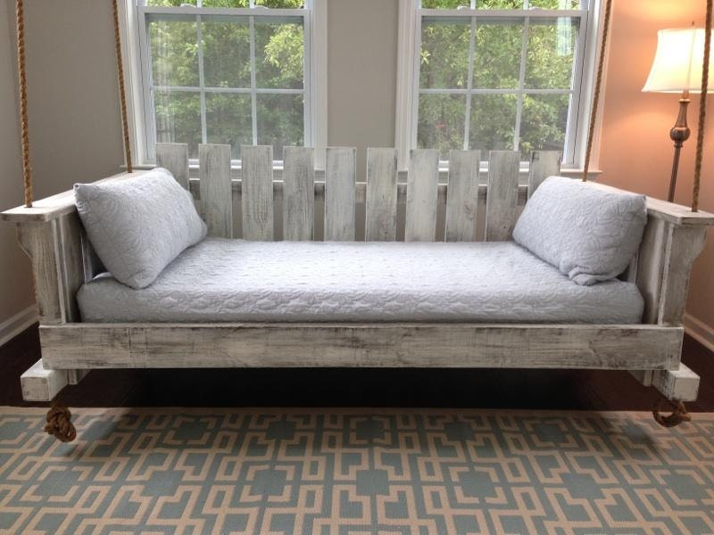 zoom - Porch Swing Bed