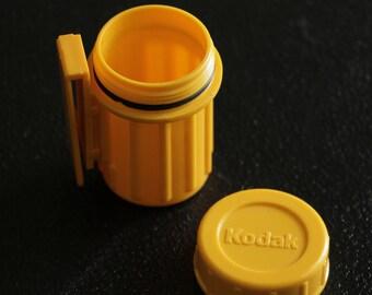 Vintage Kodak  plastic Film Canister.