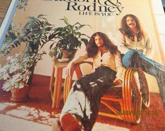 Batdorf & Rodney Life Is You (1975) AL 4041 1975