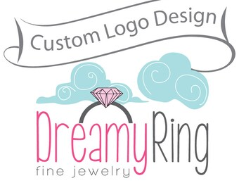 Logo de boutique moderne personnalisé Logo Design avant-première gratuite - image de marque unique de l'entreprise et filigrane -, logo photographe