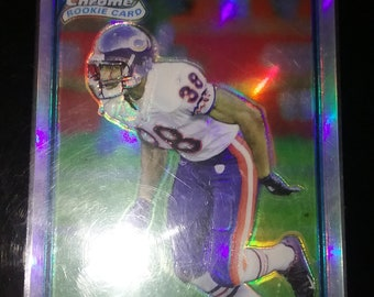 Danieal Manning 2006 Bowman Chrome Refractors #23 /500--You pick the Display Case