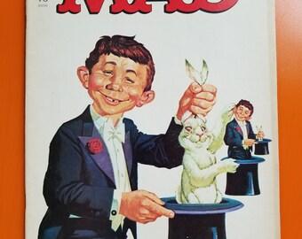 Vintage Mad Magazine No. 182